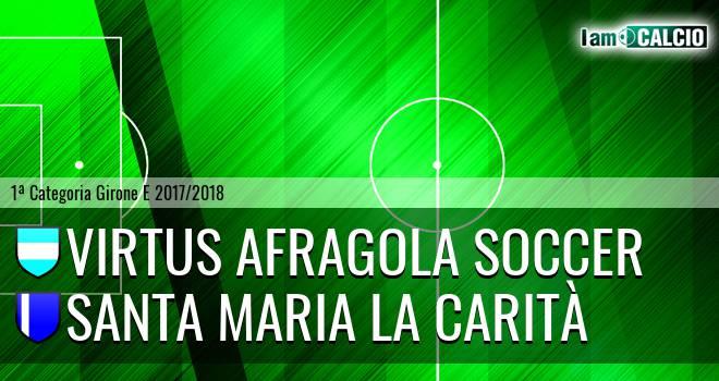 Virtus Afragola Soccer - Santa Maria la Carità