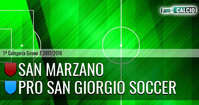 San Marzano - Terzigno
