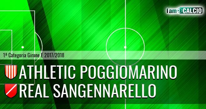 Athletic Poggiomarino - Real Sangennarello