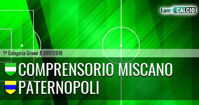 Comprensorio Miscano - Paternopoli