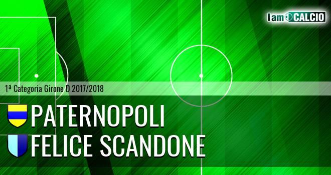 Paternopoli - Felice Scandone