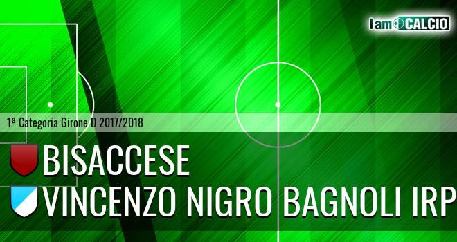 Bisaccese - Vincenzo Nigro Bagnoli Irpino