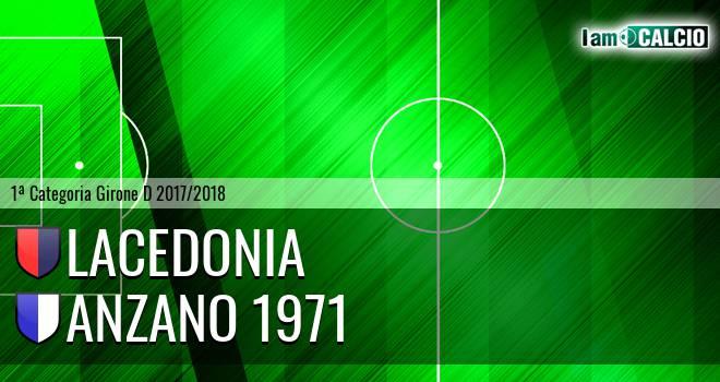Lacedonia - Anzano 1971