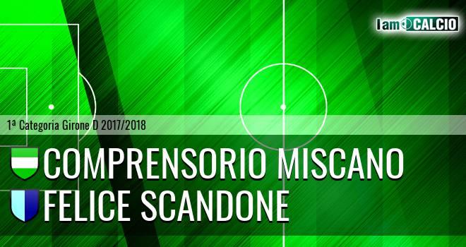 Comprensorio Miscano - Felice Scandone