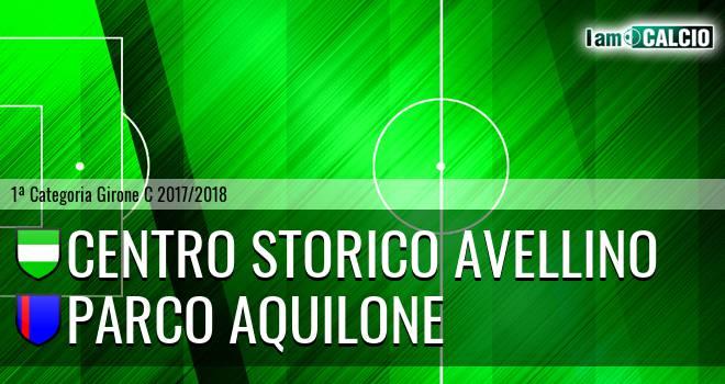 Centro Storico Avellino - Parco Aquilone Cesinali