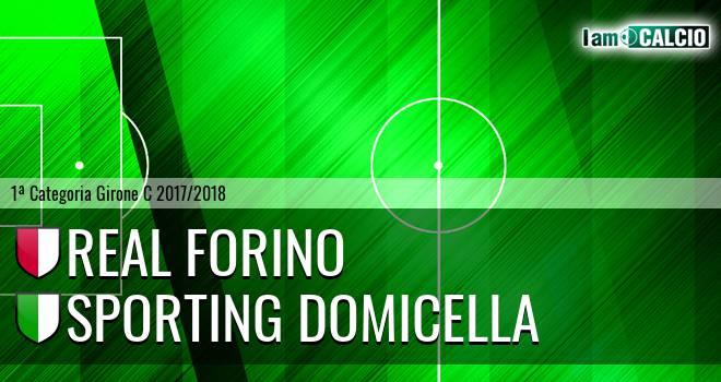 Real Forino - Sporting Domicella