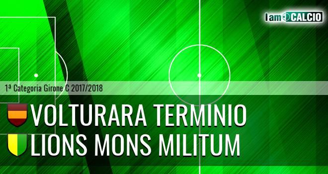 Volturara Terminio - Lions Mons Militum