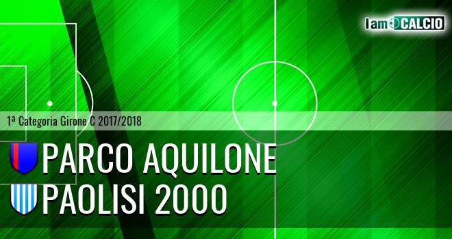 Parco Aquilone Cesinali - Paolisi 2000