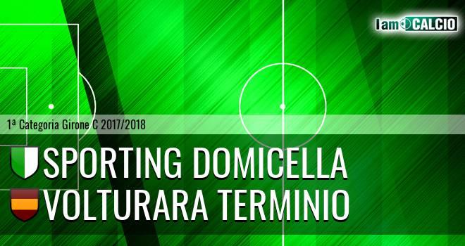 Sporting Domicella - Volturara Terminio