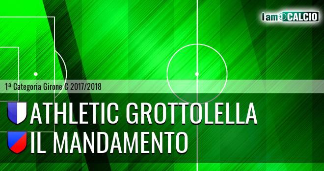 Athletic Grottolella - Il Mandamento