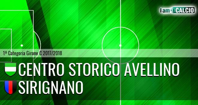 Centro Storico Avellino - Sirignano
