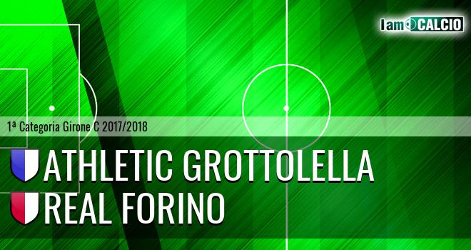 Athletic Grottolella - Real Forino