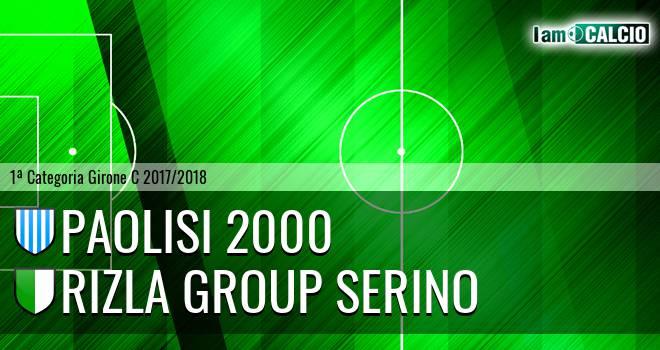 Paolisi 2000 - Rizla Group Serino