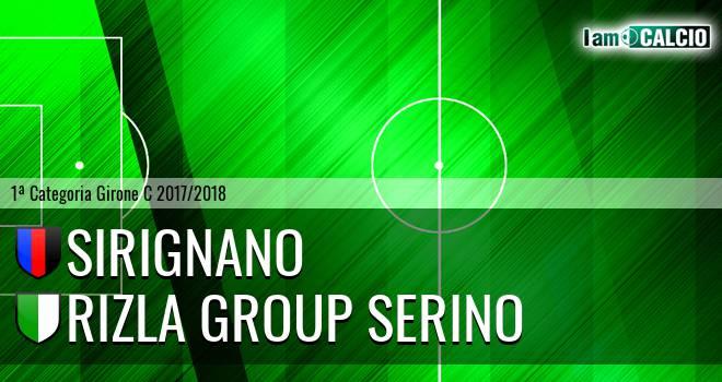 Sirignano - Rizla Group Serino