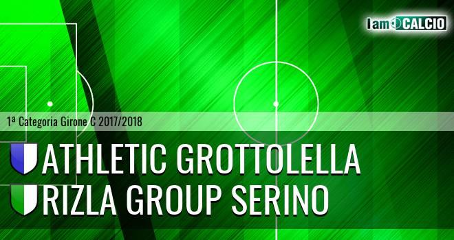 Athletic Grottolella - Rizla Group Serino