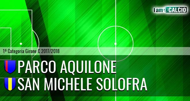 Parco Aquilone - San Michele Solofra