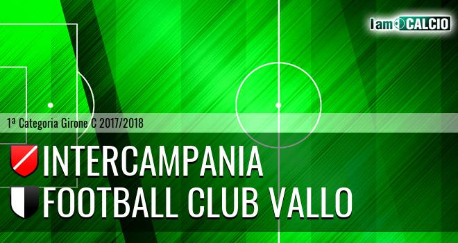 Intercampania - Football Club Vallo