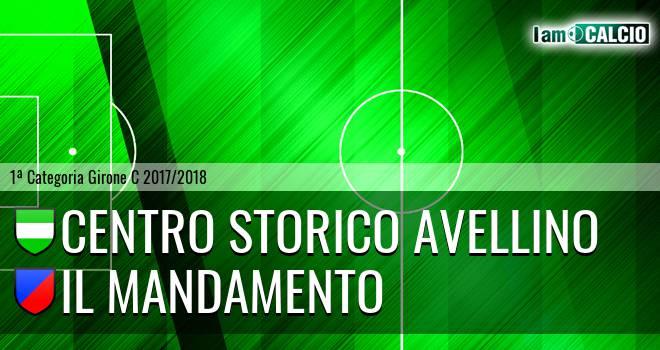Centro Storico Avellino - Il Mandamento