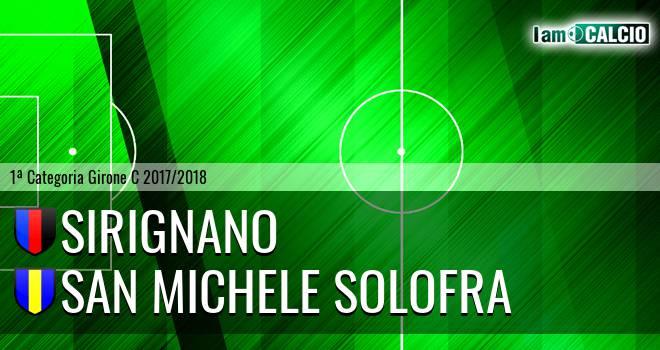 Sirignano - San Michele Solofra