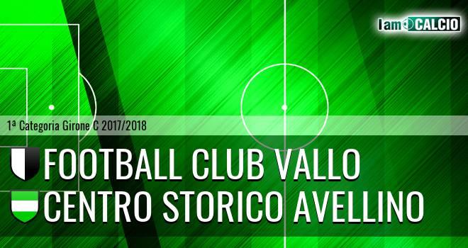 Football Club Vallo - Centro Storico Avellino