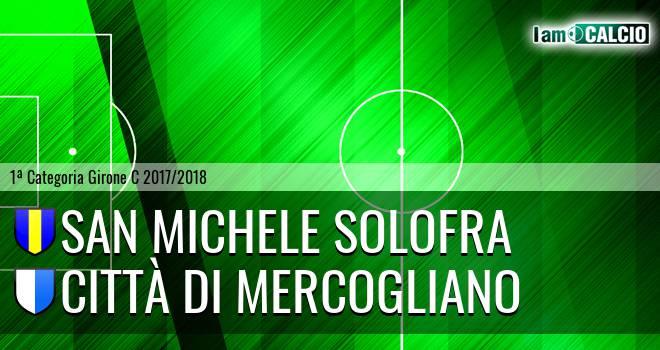 San Michele Solofra - Città di Mercogliano