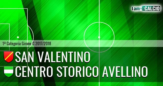 San Valentino - Centro Storico Avellino