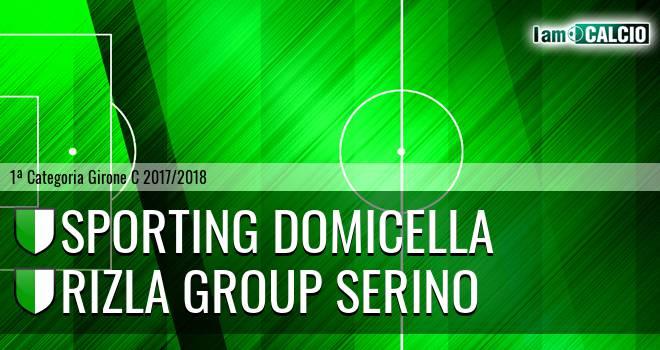 Sporting Domicella - Rizla Group Serino