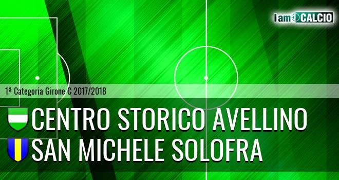 Centro Storico Avellino - San Michele Solofra
