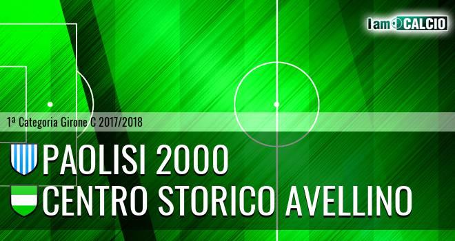 Paolisi 2000 - Centro Storico Avellino