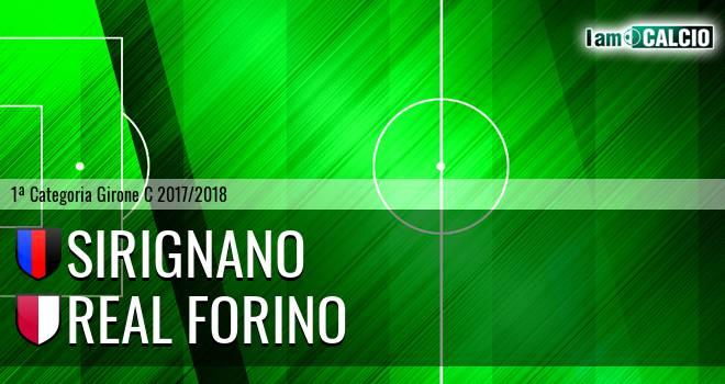 Sirignano - Real Forino