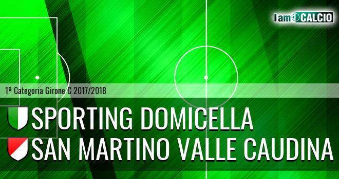 Sporting Domicella - Teora