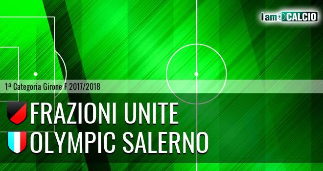 Frazioni Unite - Olympic Salerno