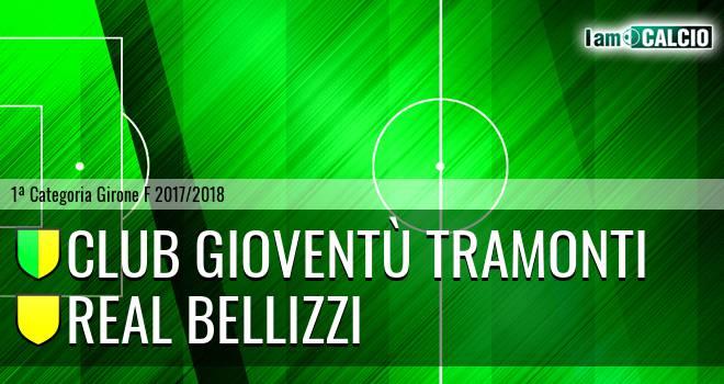 Club Gioventù Tramonti - Real Bellizzi