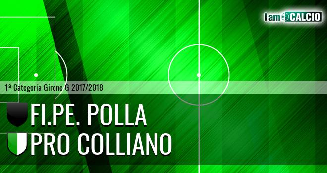 Us Pollese - Pro Colliano