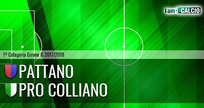 Pattano - Pro Colliano