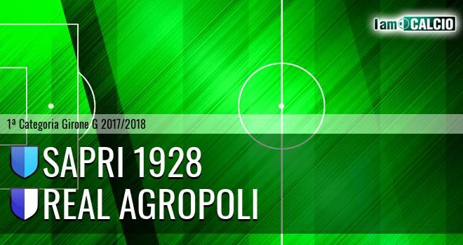Sapri 1928 - Real Agropoli
