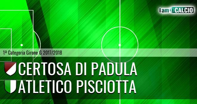 Certosa di Padula - Atletico Pisciotta