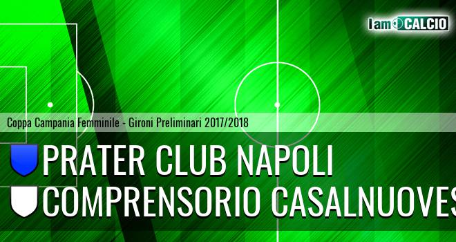 Prater Club Napoli - Comprensorio Casalnuovese