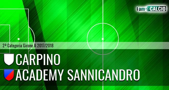 Carpino - Academy Sannicandro