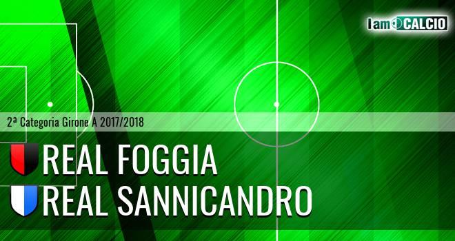 Real Foggia - Real Sannicandro