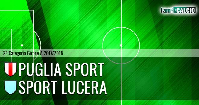 Puglia Sport - Sport Lucera