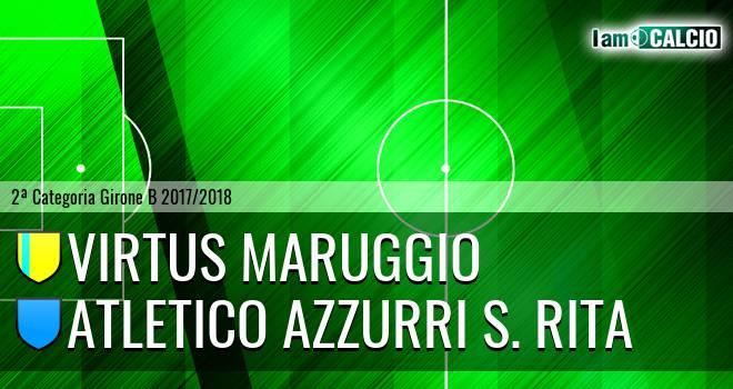 Virtus Maruggio - Atletico Azzurri S. Rita