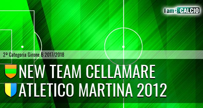 New Team Cellamare - Atletico Martina 2012