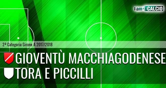 Gioventù Macchiagodenese - Tora e Piccilli