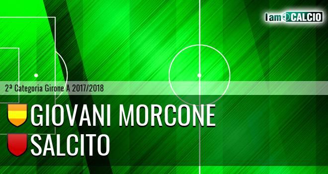 Giovani Morcone - Salcito