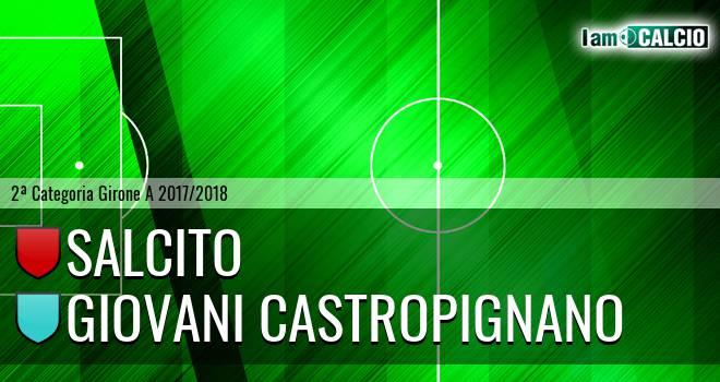 Salcito - Giovani Castropignano