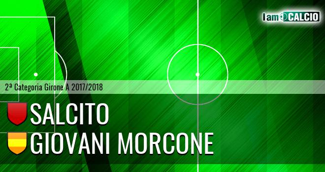 Salcito - Giovani Morcone