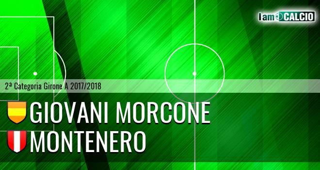 Giovani Morcone - Montenero