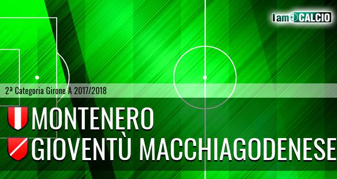 Montenero - Gioventù Macchiagodenese