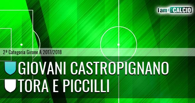 Giovani Castropignano - Tora e Piccilli